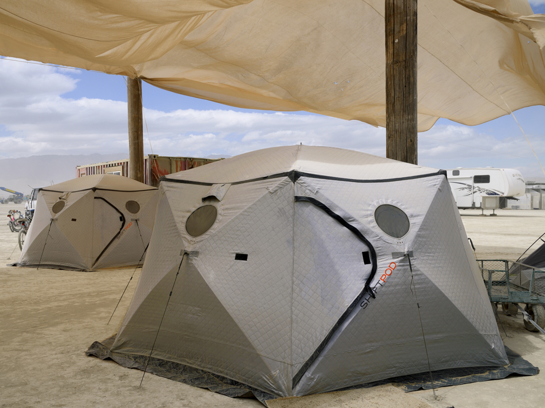Burning Man Tent advice